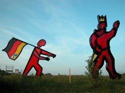 Sculpture Park German Unification