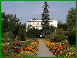 The Botanical Garden of the Jagiellonian University