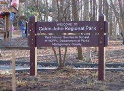 Cabin John Regional Park