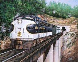 Southern Appalachia Railway Museum