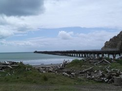 Tolaga Bay Historic Wharf