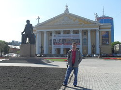 Chelyabinsk State Academic Opera and Ballet Theater