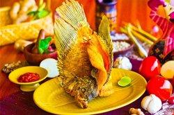 Ikan Bakar Cianjur (Pondok Tempo Doeloe)