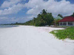 Beach Villa Seychelles