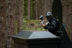 Delta Force Paintball Edinburgh
