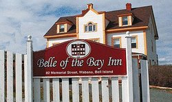 Belle of the Bay Inn