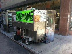 Empanada Stand