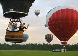 Magic Sunrise Ballooning