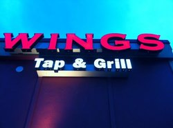 WINGS Tap & Grill