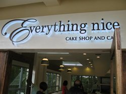 Everything Nice Cake Shop and Cafe