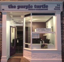 ‪The Purple Turtle‬