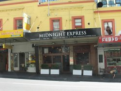 Cafe Midnight Express