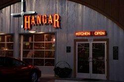 Hangar bar & grill