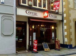 Illy Caffe Conwy