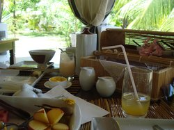 Café da manhã perfeito e no horário desejado (qualquer horário a partir das 06