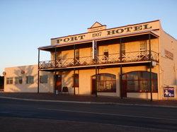 Port Hotel Hopetoun