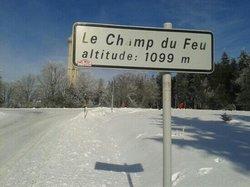 Station de Ski Le Champ du Feu