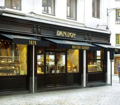 Maison Dandoy - Tea Room