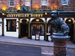 Greyfriars Bobby's Bar