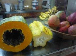 Palacio de las frutas
