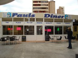 Pauls Diner and Bistro