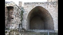 Citadel Saint Gilles (Qal'at Sinjil)