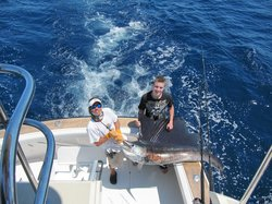 Quepos Fishing - Sailfishing Charters