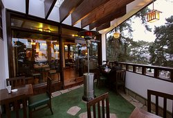 Cafe Shillong HERITAGE