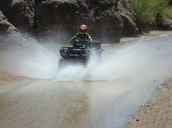 Adventures of a Lifetime ATV