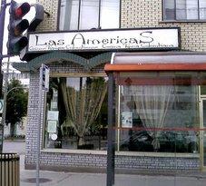 restaurante las americas