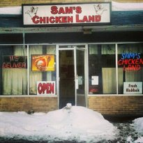 Sam's Chicken Land