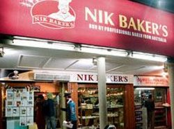 Nik bakers M G Bakers Private Limited
