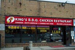 King BBQ Phan Chu Trinh