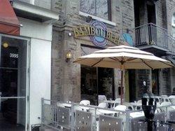 Restaurant Bambou Bleu