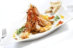 Dining at Nectare Restaurant