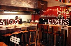 Sticky Fingers BBQ