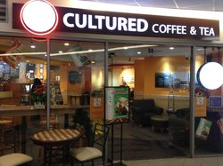 Cultured Coffee & Tea