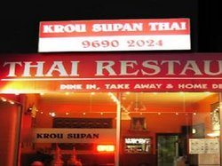 Krou Supan Thai Restaurant