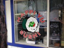 Happi Yu & Yu Sushi