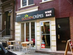 Golden Crepes