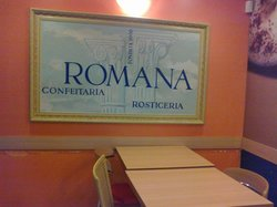 Romana confeitaria e rosticeria