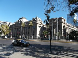 Biblioteca Nacional (National Library)
