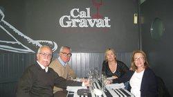 Cal Gravat