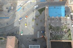 piscine et taxis