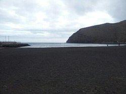 La Playa de San Sebastián de La Gomera