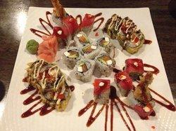 Tokyo Hibachi Sushi
