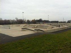 Prissick Plaza Skate Park