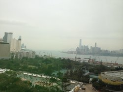 Bay view from 17th floor