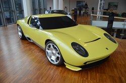Lamborghini Museum 5