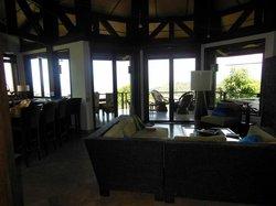 Inside villa 401 (top level)